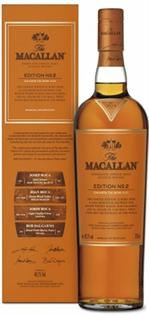 The Macallan Scotch Single Malt Edition No. 2 750ml